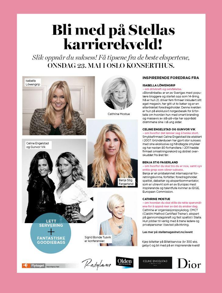 STELLA KARRIEREKVELD
