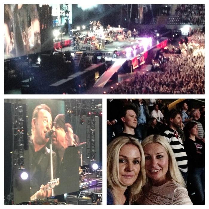 Bruce Springsteen Telenor arena