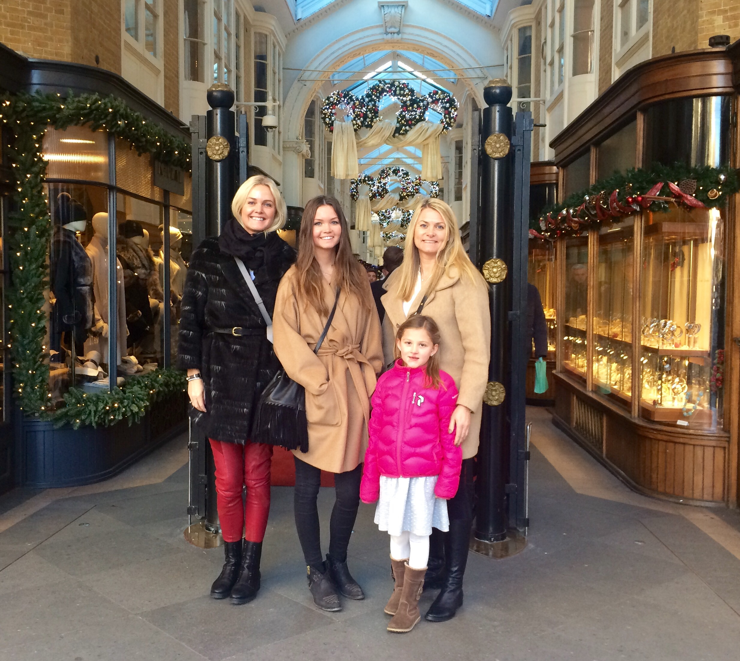 London December 2014