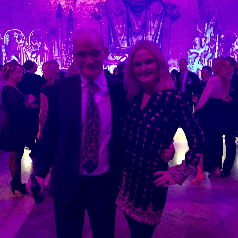 Niels Jespersen og Anne Kathrine Krøvel