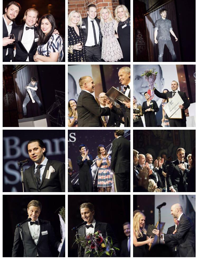 Bonnier Sale awards 2015