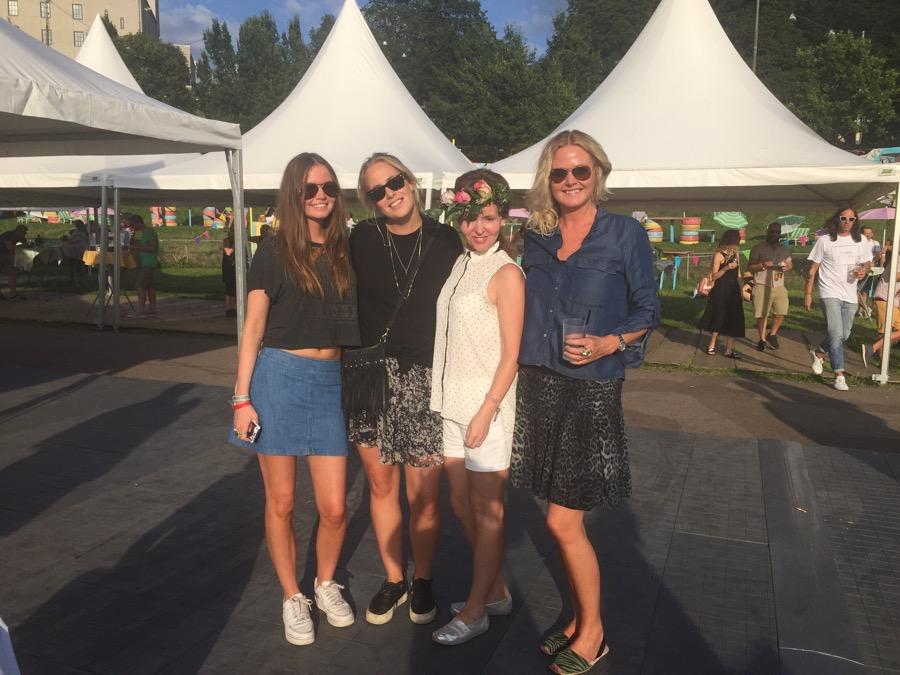 Øya Festival in Oslo 2015