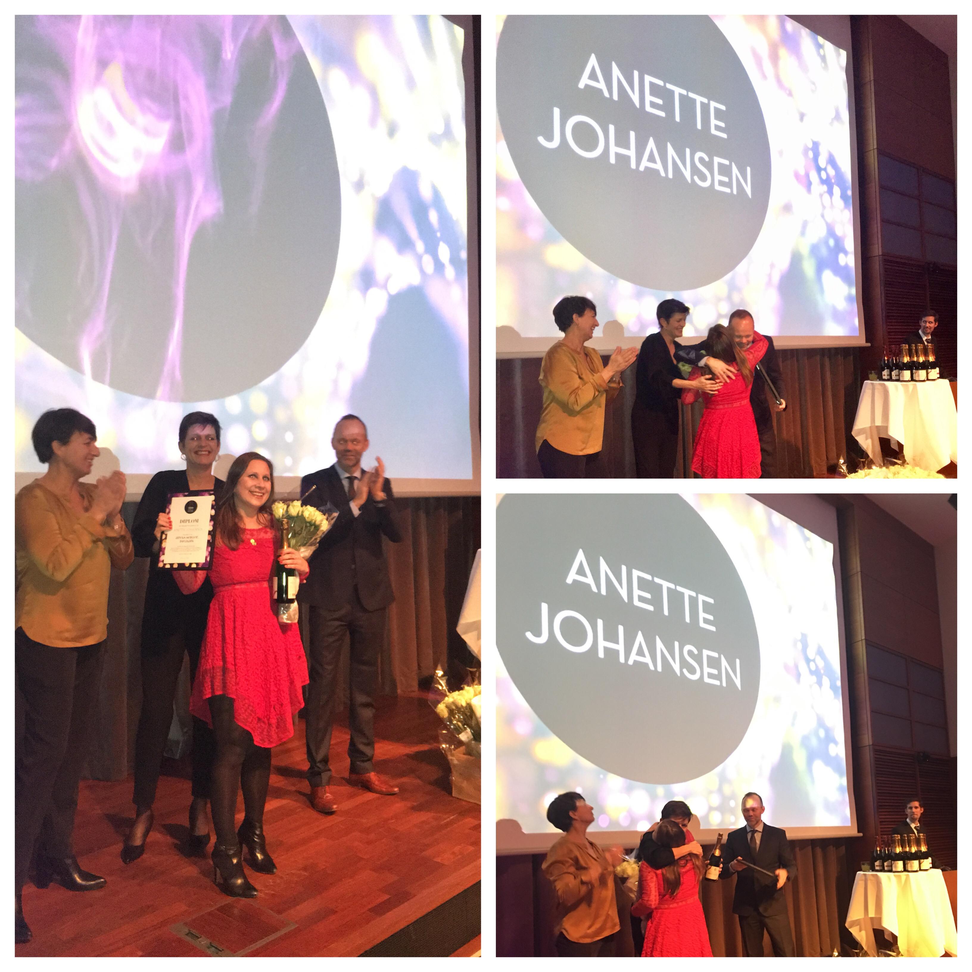 2016 Bonnier Awards Julebord