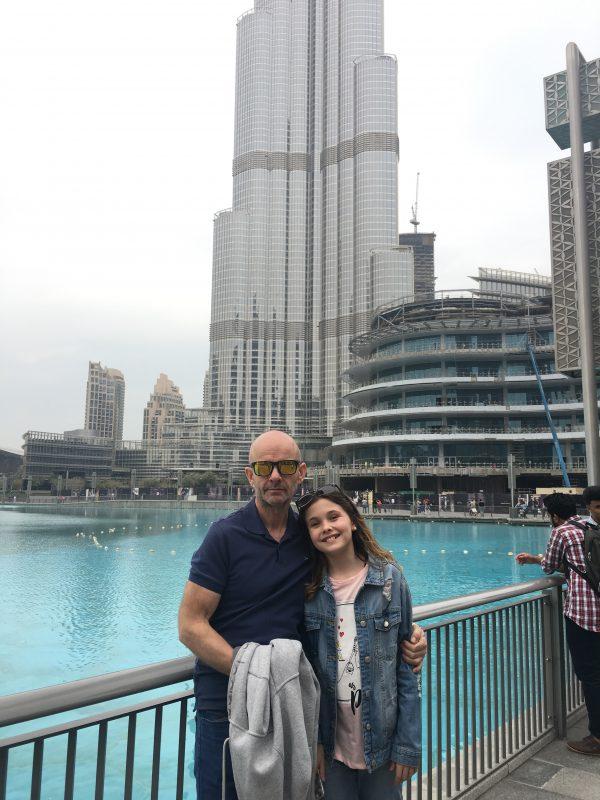 Dubai travelling 2017